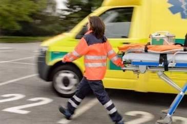 Partial Fault Pedestrian Accident