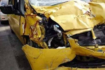 Ridesharing Accidents