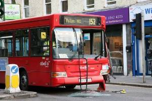 Types of Bus Accidents