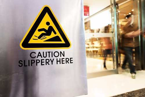 Facts About Slip and Falls