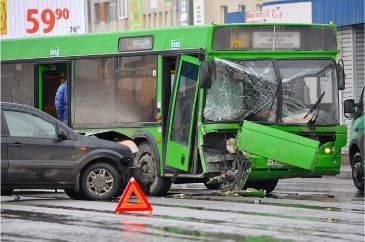 Bus Passenger Injury Claim